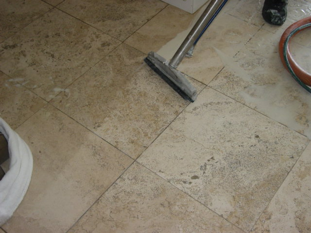 Como limpiar el travertino m rmol per - Como limpiar el suelo de marmol para que brille ...